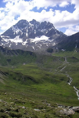 Fluchthorn (3399m)